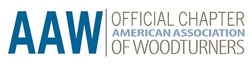 american association of woodturners (AAW) logo