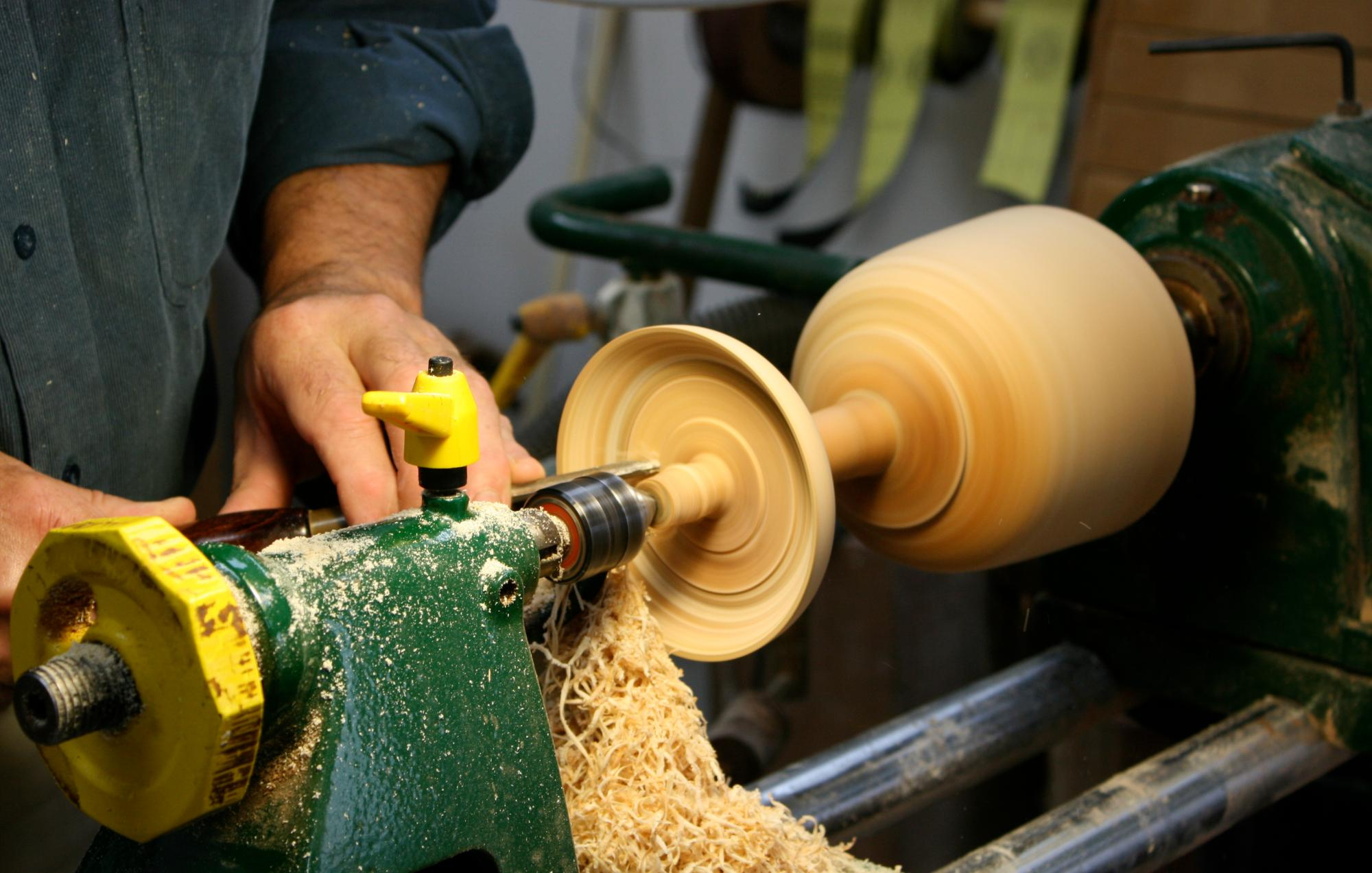 wood turning image